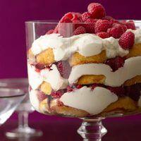 Lemon-Berry Trifle|  http://www.rachaelraymag.com/Recipes/rachael-ray-magazine-recipe-search/dessert-recipes/lemon-berry-trifle