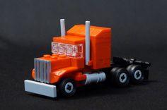 LEGO Semi truck | by ChrisR18t