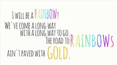 """Download the song & donate to the fight for LGBTQ rights: IWillBeARainbow.org  """"Rainbow,"""" by Karen K and Mista Cookie Jar, is an American pro-LGBTQ pop-anthem for children, families and communities interested in creating an open dialogue about the growing pains of civil progress.  http://kidscangroove.com/2014/06/03/world-premiere-i-will-be-a-rainbow-karen-k-mista-cookie-jar/"""