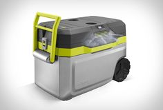 RYOBI AIR CONDITIONED COOLER #thatdope #sneakers #luxury #dope #fashion #trending