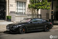 Mercedes-Benz S 65 AMG Coupe C217 3
