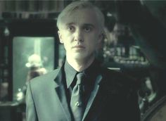 Draco Malfoy!! Did I give you permission to be that gorgeous?!?!?!