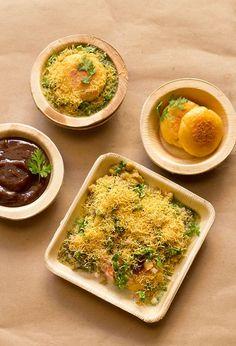 Kothimbirvadi dadar west mumbai street food india ekplate ragda pattice indian veg recipesindian forumfinder Images