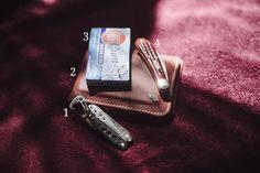 April 2015 EDC Pocket Dump: http://ift.tt/1aCoDfC | #survival #preppers #gear From MoreThanJustSurviving.com