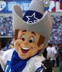dallas cowboys rowdy :-)