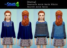 Antik Batik Set1 at Sutta Sims4 via Sims 4 Updates