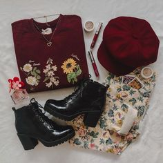 Cool Outfits, Casual Outfits, Fashion Outfits, High Wasted Jeans, Accessoires Iphone, Retro Fashion, Womens Fashion, Dad To Be Shirts, College Outfits