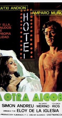 Directed by Eloy de la Iglesia.  With Patxi Andión, Amparo Muñoz, Simón Andreu, Ricardo Merino. A young rich woman drives her luxurious care into a petrol station and begins an extra-marital affair with the virile stud who attends her.