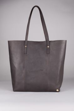 Single Stud North South Tote. this is almost exactly what i've been looking for