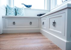 window seat with drawers storage underneath closeup of window seat designed to include pullout drawers drawers 463 best window seats images on pinterest in 2018 entry hallway