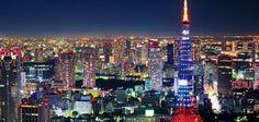 Du lịch siêu thành phố Tokyo năng động - Đại lý Asiana Airlines