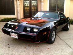 1979 firebird trans am smokey & the bandit