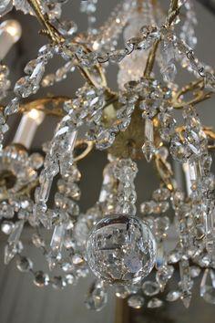 Lustre en cristal de Baccarat, époque XIXe siècle - Napoléon III