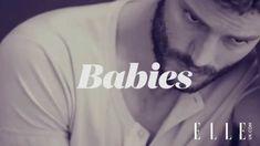 Jamie Dornan  - Elle UK 2015 (BTS & Interview)