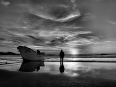End of a working day by Rui Palha