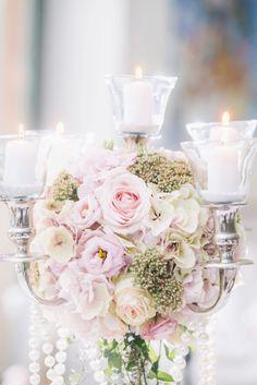 Blumen Hochzeit, creme, rose, acbricot Foto: Matthias Friel, Berlin