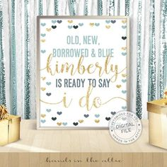 Bridal Shower Welcome Sign, Bridal Shower Signs, Bridal Shower Decorations, Bridal Showers, Wedding Decoration, Table Decorations, Guest Book Sign, Wedding Guest Book, Wedding Table