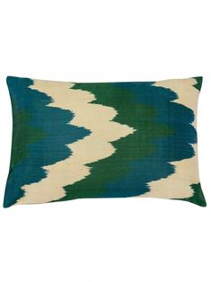 Diana-cushion-white-space-web-1600px-1 Vibrant Colors, Colours, Silk Road, Ikat, Poplin, Cushions, Pillows, Diana, Feather