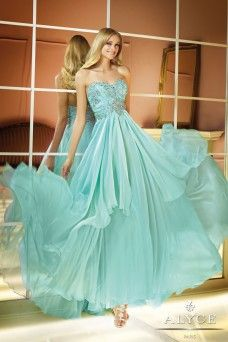 Alyce Paris Prom Dress available at Special Occasion By Chantal in Ottawa!