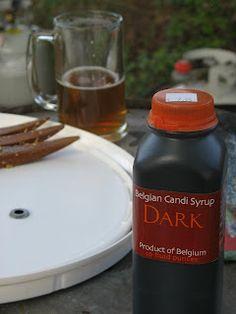 belgian candi dark syrup the missing link in belgian style homebrewed beer