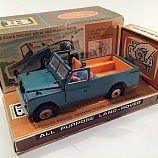 Britans Land Rover