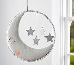 Dream Ring Moon & Stars Mobile #pbkids