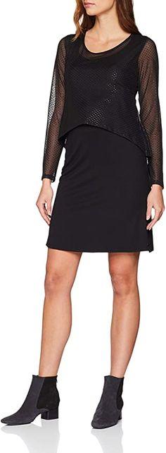 Super tolles Kleid!  Bekleidung, Damen, Umstandskleidung, Kleider Super, Maternity, Black, Dresses, Fashion, Clothing, Gowns, Women's, Vestidos