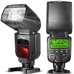 Introducing Altura Photo ETTL Auto Focus HSS Professional Flash APC958X for CANON DSLR Cameras. Great Product and follow us to get more updates!