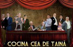ROMÂNII FAC HAZ DE NECAZ. Victor Ponta şi Crin Antonescu, în rolul unor personaje senzaţionale - Partide > EVZ.ro