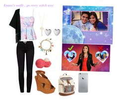 """""""Every witch way"""" by cieradance ❤ liked on Polyvore"""