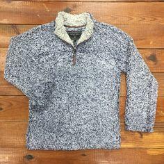 Hardwood & soft fleece. #truegrit