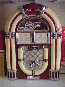 Cola Juke Box: Cola Cafe Memorabilia Collection
