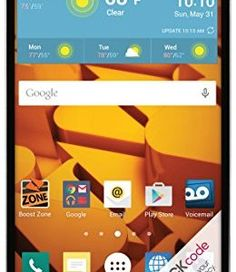 Offer Type:Boost Mobile  LG STYLOS GRAY Android Cell Phone Android 5.0 (Lollipop) 3G/4G LTE/Enhanced LTE† 1.2GHz Quad-Core Processor Mobile Hotspot Capable