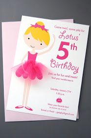 In an attempt to keep things sort of easy-going this year, we're celebrating Lo's birthday a little early with two small parties – one for h...