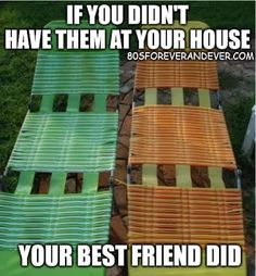 If you didn't attempt to use these as camping cots, you weren't really roughing it. School Memories, Best Memories, Back In My Day, Childhood Days, 80s Kids, I Remember When, Ol Days, Teenage Years, The Good Old Days