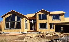 New Construction! 2596 N Sierra Drive For Sale.