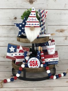 Fourth Of July Decor, 4th Of July Fireworks, 4th Of July Decorations, Valentine Decorations, July 4th, 4th Of July Wreath, Americana Crafts, Patriotic Crafts, July Crafts