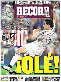 México - RÉCORD 23 de abril del 2015