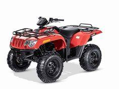 New 2016 Arctic Cat 500 ATVs For Sale in North Carolina. 2016 Arctic Cat 500, The minimum operator age of this vehicle is 16.