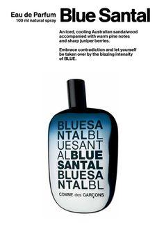 PARFÜM - PERFUM - BLUE SANTAL - COMME DES GARCONS - (entspr. 94,00€/100ml)