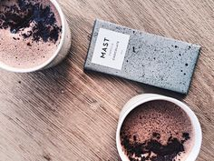 @aboutgin  MAST brothers brew alongside our milk chocolate blended with whole Bourbon vanilla beans. Cacao origin: Madagascar