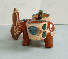 http://vintagemexican.com/pottery/jan-2012-319/pottery-352-donkey.htm