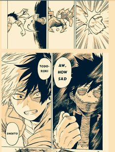 Boku no Hero Academia Manga. #17