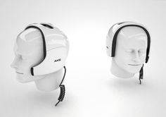 Pro Gaming Headgear by Designit, via Behance