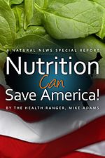 Sharing News Report - Nutrition can save America good