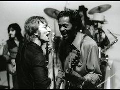 John Lennon & Chuck Berry - The Mike Douglas Show, February 16, 1972
