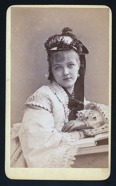 Rose Massey (1851-1883) - Popular 19th century British actress who played in Canada and NYC.