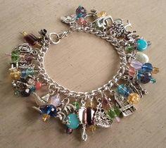 HP Craftalong ~Summer Semester 2013~ Potions Class: Fairy Tale Charm Bracelet