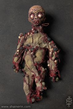 Zombie Art Doll 2