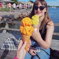 Enjoy your weekend 🍦 ☀️⠀⠀  ⠀⠀  ⠀⠀  ⠀⠀⠀  ⠀⠀  ⠀⠀  #friday #tgif #friyay #perjantai #igers #picoftheday #blogger #bloggerlife #kesä #summer #summerivibes #icecream #sunnyday #sun #haveaniceweekend